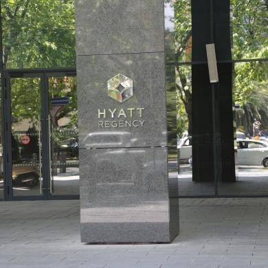 """Отель """"Hayatt Regency"""" , г. Сочи"""