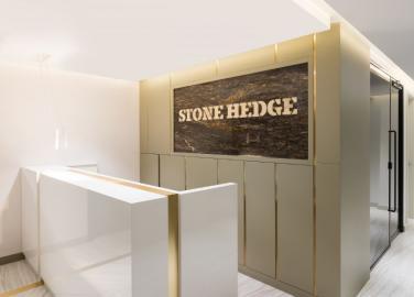"""Офис компании """"Stone Hedge"""", м.Красносельская г. Москва"""