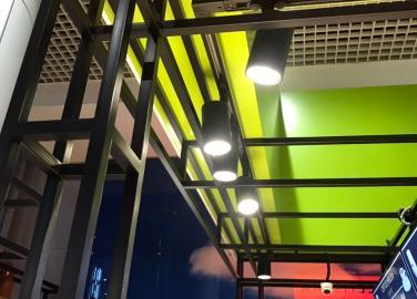 """Кофейня """"Кофемолка"""", аэропорт Домодедово"""