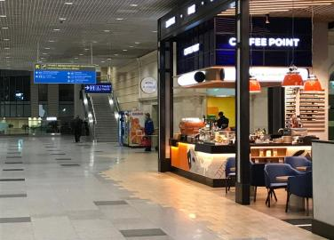 "Ресторан ""ЕДИМ ЛЕТИМ"", аэропорт Домодедово"