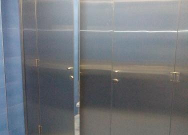 Столовая в здании АБК ТЭЦ 9