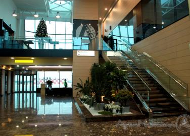 Шереметьево, бизнес-терминал А