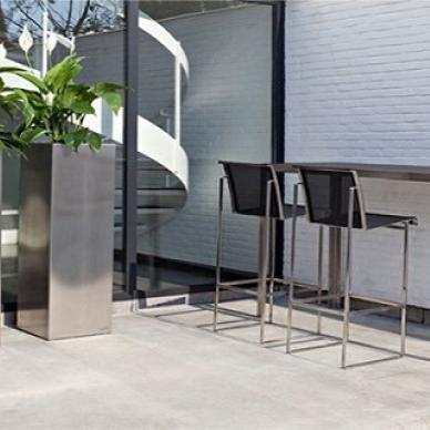 Мебель и элементы интерьера из металла